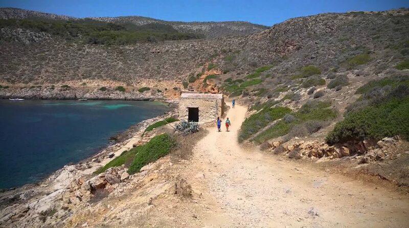 Cala Fredda Isola Levanzo Escursione in barca