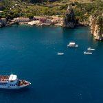 Tonnara di Scopello Escursione in barca Egadi Navigazione